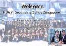 Welcome Hua Yi Secondary School,Singapore to Rajavinit Mathayom School